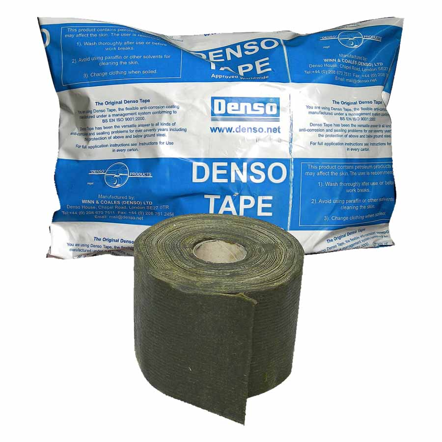 """4"""" x 10m Roll Denso Tape image 0"""