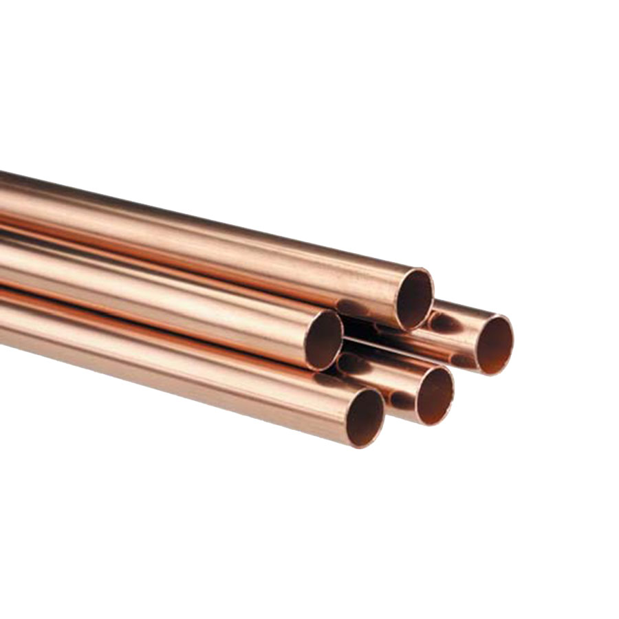 Copper Tube EEC TX Kitemarked in 3m Lengths 15mm image 0