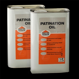 Lead Patination Oil 1 Litre
