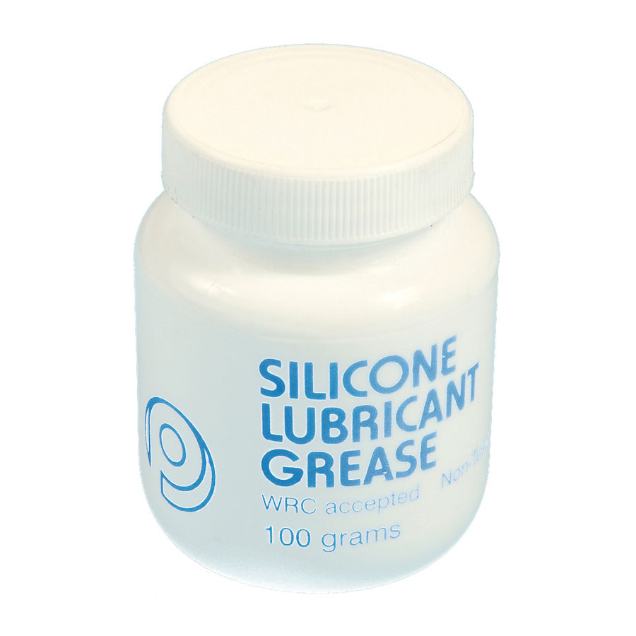 Polypipe Silicone Grease 100g Screw Top Jar SG100 image 0