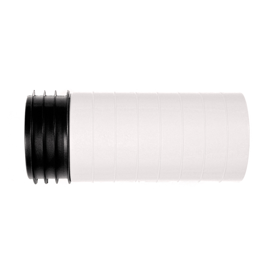 Polypipe Kwickfit 110mm Extension Piece 200mm SK48 image 0