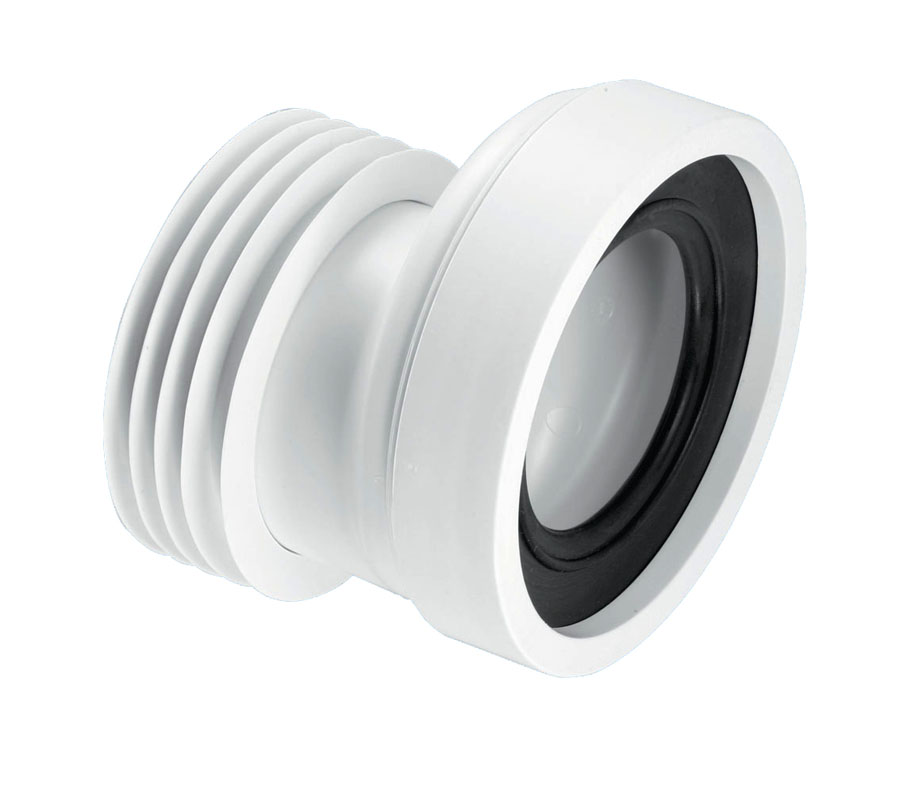 McAlpine WC-CON4 20mm Offset 110mm Pan Connector image 0