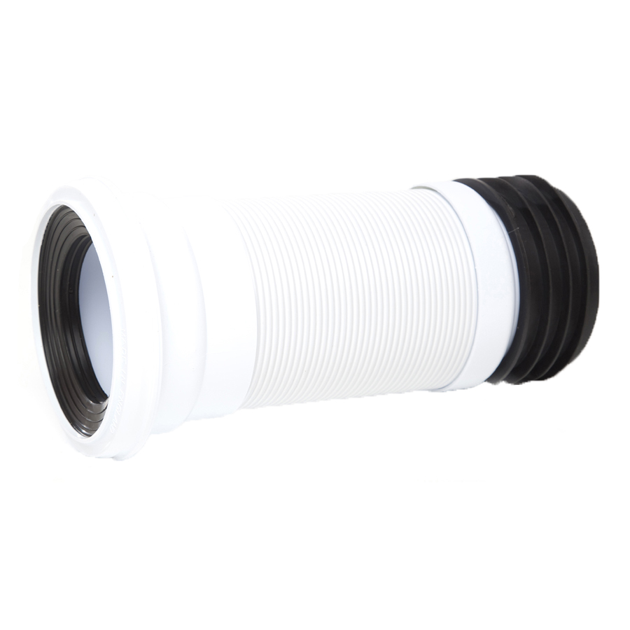 Polypipe Kwickfit 110mm Flexible Pan Connector 300-600mm SK57 image 0