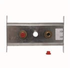 """Instinct Double Fitting Plate ½"""" INST-FRFP-0002"""