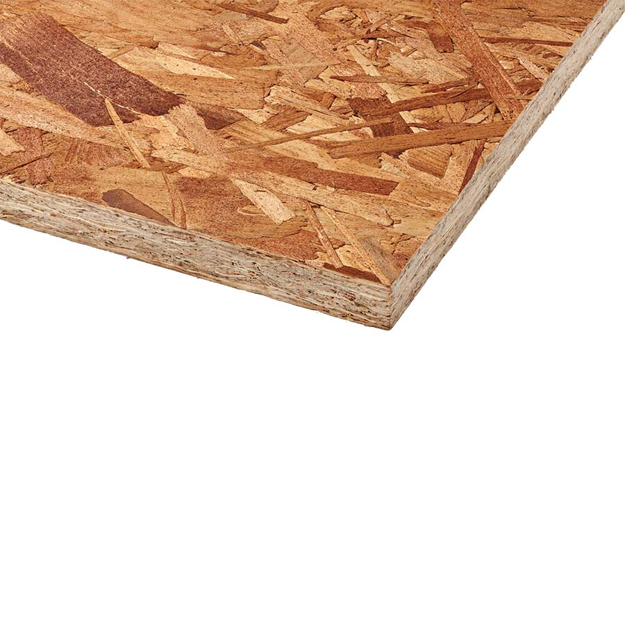 OSB3 Conditioned Board BBA 2440mm x 1220mm x 11mm image 0