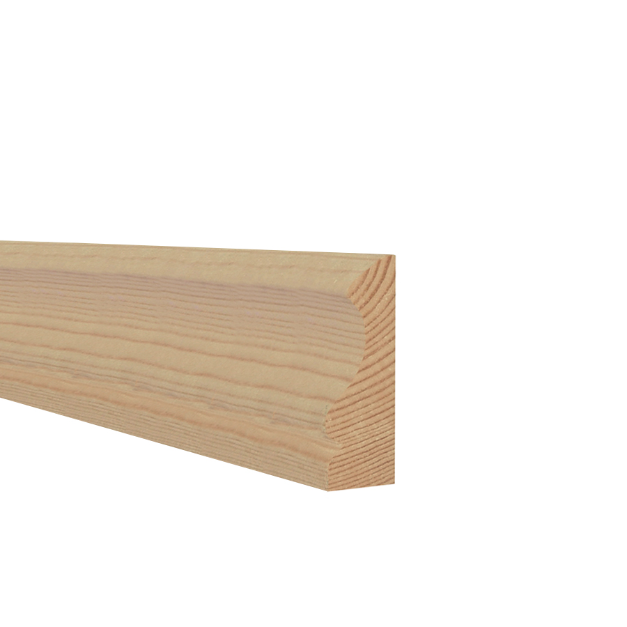 25mm x 75mm Softwood Architrave Ogee (21mm x 70mm Finished Size) image 0