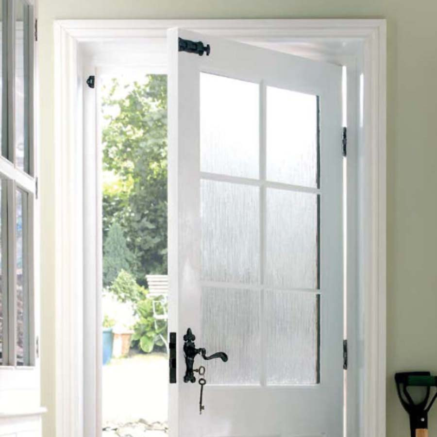 """Softwood External Door Frame with Cill Opening In 6'6"""" x 2'9"""" image 0"""