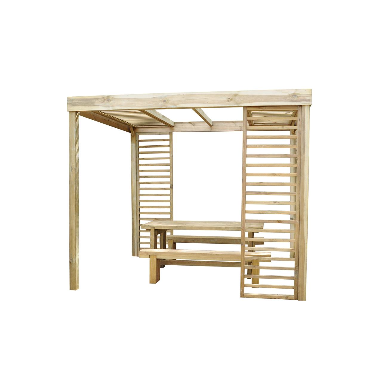 Dining Pergola 2800mm x 3040mm x 2440mm Home Delivered image 0