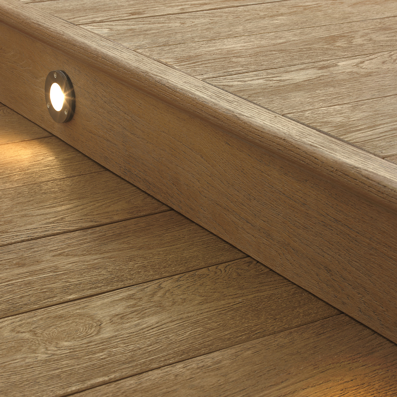 Millboard Composite Decking Fascia Carbonised 16mm x 146mm 3.2m image 0