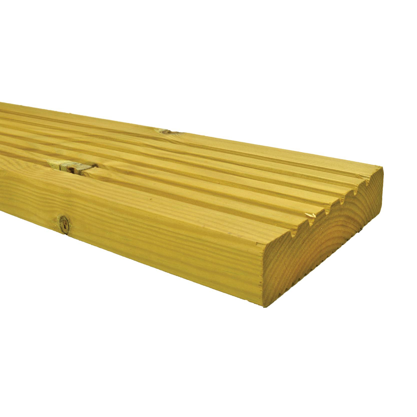 Timber Decking Board 32 x 125mm image 0