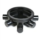 Polypipe Underground Drain 160mm Manhole Base 750mm Diameter UG616