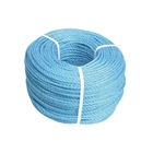 Faithfull Blue Poly Rope 6mm x 30m