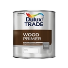 Dulux Trade Wood Primer White 1 Litre