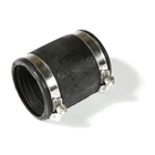Polypipe Flexicon 100mm-115mm Drainage Adapter XDR115