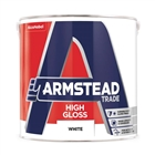 Armstead Trade High Gloss White 2.5L