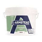 Armstead Trade Contract Emulsion Silk White 10L