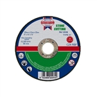 Faithfull Cut Off Disc for Stone 125mm x 3.2mm x 22mm