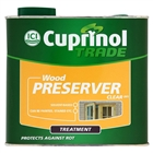 Cuprinol Wood Preserver Clear 2.5 Litre