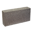 440mm x 215mm x 100mm Solid Concrete Block 7N