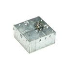 SMJ Electrical Metal Box 35mm 1 Gang