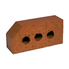 Special Shaped Bricks Smooth Red Single Cant AN.5.2