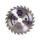 Circular Saw Blade TCT 190mm x 30mm x 24t POS with 16mm & 20mm Bushes