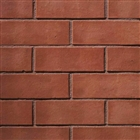 65mm Class B Solid Red Engineer Brick