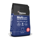 Hanson Multicem Cement (Tough Paper Bag) 25kg