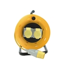 Faithfull Cable Reel 25m 16A 110V