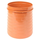 Polypipe Underground Drain 110mm Raising Piece for Bottle Gully UG427R