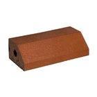 Special Shaped Bricks Smooth Red Plinth Stretcher PL.3.1