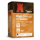 Hanson High Strength 52.5N Cement 25kg