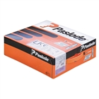 Paslode 141226 75mm x 3.1mm RG BR (Pack of 2200 & 2 Fuel Cells)