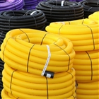 Yellow Printed Gas Duct Coil 63mm x 50m RC63X50Y
