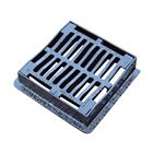 C250 Dished Gully Grate & Frame 300mm x 300mm x 50mm Depth