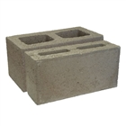 440mm x 215mm x 215mm Hollow Concrete Block 3.5N