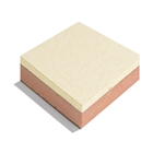GTEC Thermal K Board Plasterboard 2400mm x 1200mm x 50mm Tapered Edge