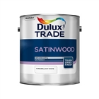Dulux Trade Satinwood Pure Brilliant White 1 Litre