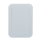 Timloc AP150 Hinged Plastic Access Panel 150mm x 230mm White