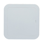 Timloc AP200 Hinged Plastic Access Panel 200 mm x 200mm White