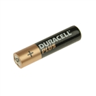 Duracell AAA Alkaline Batteries RO3A/LR0 (Pack of 4)