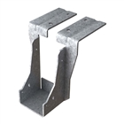 Galvanised Joist Hanger SPH Type S 100mm x 200mm