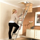 Youngmans Easiway 3 Section Loft Ladder