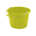 Builders Bucket 14L Yellow