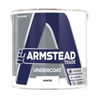 Armstead Trade Undercoat White 2.5 Litre
