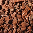 Red Chippings 20mm 25kg
