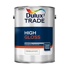 Dulux Trade Gloss Pure Brilliant White 5 Litre