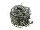 Barbed Wire Galvanised 15m Roll