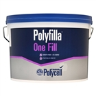 Polycell Trade Polyfilla One Fill 4 Litre
