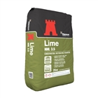 Hanson Hydraulic Lime White NHL3.5 25kg